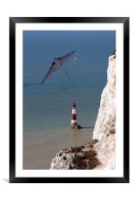 Vulcan Prowess, Framed Mounted Print