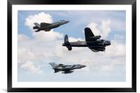 Gibson Formation, Framed Mounted Print