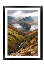 Haweswater, Framed Mounted Print