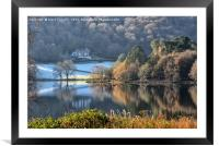 Rydalwater, Cumbria, Framed Mounted Print