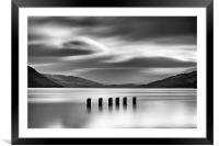 Loch Lomond, Framed Mounted Print