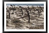 Anchor Cemetery, Framed Mounted Print