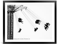 Swing!, Framed Mounted Print