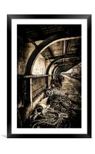 Money for old rope, Framed Mounted Print