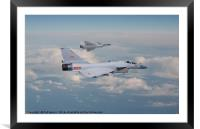 PLAAF Chengdu J10 - Vigorous Dragon, Framed Mounted Print
