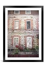 Last Hotel Standing, Framed Mounted Print