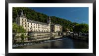 Brantome . Venice of the Perigord., Framed Mounted Print