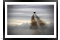 Spanish AV-8B II Harrier 4, Framed Mounted Print