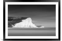 The Seven Sisters, Framed Mounted Print