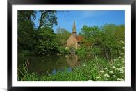 Ulting Church, Framed Mounted Print