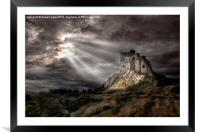 The Beacon, Framed Mounted Print