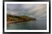 The Great Orme, Framed Mounted Print