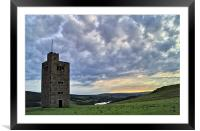 Boots Folly Sunrise, Framed Mounted Print