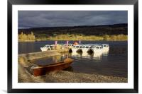 Coniston Water                              , Framed Mounted Print