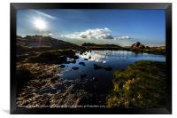 Doxey Pool, The Roaches, Framed Print