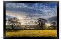 Pembrokeshire Countryside, Framed Print