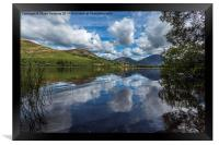 Loweswater Reflection, Framed Print