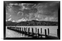 Coniston Water, Cumbria, Framed Print