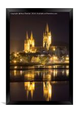 Truro Cathedral, Framed Print