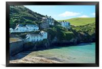 Port Isaac, Cornwall, Framed Print