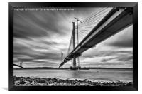 Queensferry Crossing, Framed Print