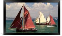 The Age of Sail, Framed Print