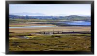 The Mulranny Causeway, Framed Print