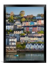 Early Morning in Cobh - County Cork, Framed Print