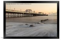 Worthing Pier, Framed Print