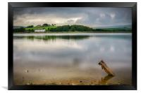 The Wine Press at Hollingworth Lake, Framed Print