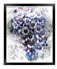 Jug with Daisies, Framed Print