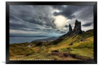 The Old Man of Storr, Framed Print