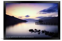 Loch Earn No.2, Framed Print