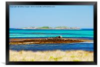 Scilly magic., Framed Print
