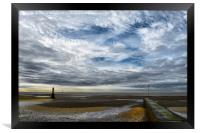 Southend in Essex, Framed Print