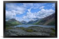 Wastwater Lake District, Framed Print