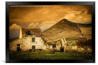 Memories in the Mournes, Framed Print