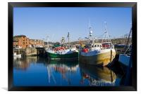 Padstow Harbour, Framed Print