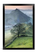 Parkhouse Hill, Framed Print
