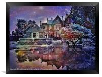 Enchanted at Twilight, Framed Print