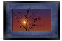 A PLACE FOR US, Framed Print