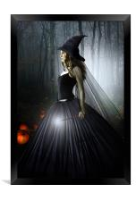 The Witching Hour, Framed Print