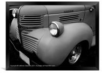 1941 Dodge Pickup, Framed Print
