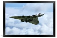 Vulcan Display, Framed Print