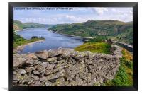 Haweswater, Framed Print
