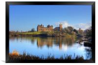 Linlithgow Loch View, Framed Print
