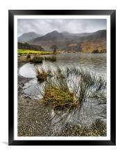 Wet Day in the Lakes, Framed Print