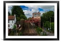 Wylam Statio, Framed Print