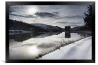 Mirrors in the Valley, Framed Print