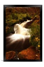 Wyming Brook, Framed Print